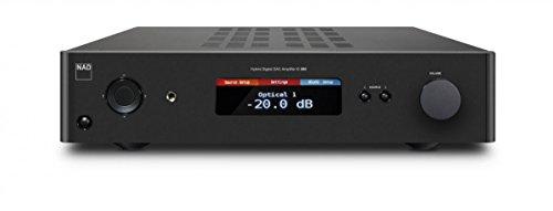 NAD C 368 Cablato Nero amplificatore audio