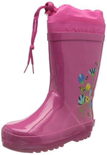Sterntaler Jungen Mädchen Gummistiefel, pink, 26 EU