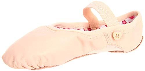 Capezio girls Love Ballet - K dance shoes, Pink, 10 Toddler US