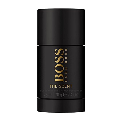 HUGO BOSS BOSS THE SCENT Stick desodorante para hombres, 75 ml