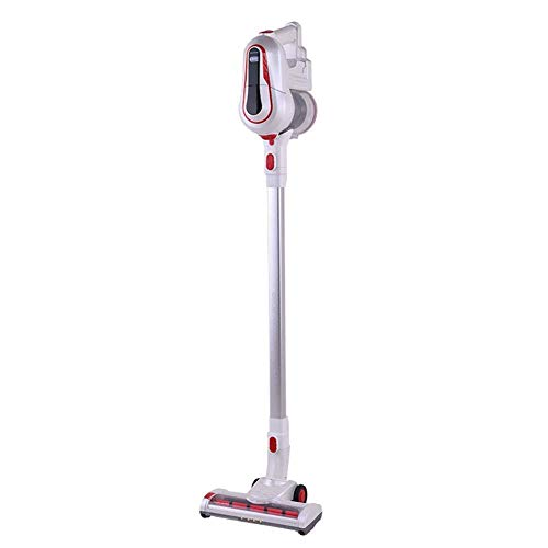 Upright Vacuum Cleaner mascotas, Ascensor-Lejos Desarrollado con Anti-Hair Wrap Tecnología, 14000Pa grande de succión 32 minutos Duración de la batería LED de múltiples funciones del cepillo ligero cu