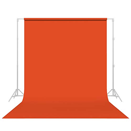 Savage Seamless Paper Photography Backdrop - #82 Tangelo (107 in x 36 ft) Made in USA