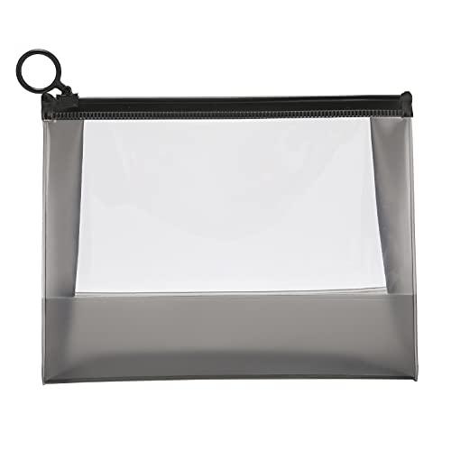 Ba cosmétique de voyage, pochette de transport transparente imperméable pour sac cosmétique pour fille et femme pour le voyage à la maison