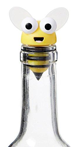 Joie Bee Wine Bottle Topper