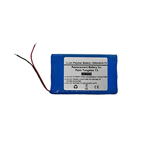 Fantastic Deal! 3.7V/1200mAH Replacement Battery for PDA Palm Tungsten TX