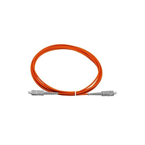 Formulaone Lc-Lc Multimode-Single-Core-Glasfaser-Jumper auf Netzwerkebene APC-Anschluss Optikkabel Patchkabel Glasfaser-Jumper