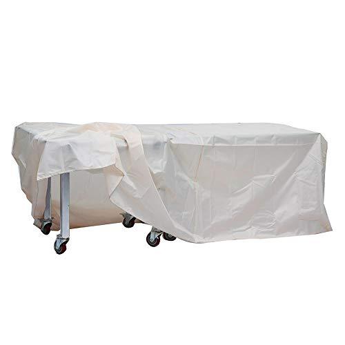 EsportsMJJ 87x41x41 Inch Meubilair Waterdichte Cover Stof Regen UV Bescherming voor Sofa Piano Tafelstoel Wassen Khaki