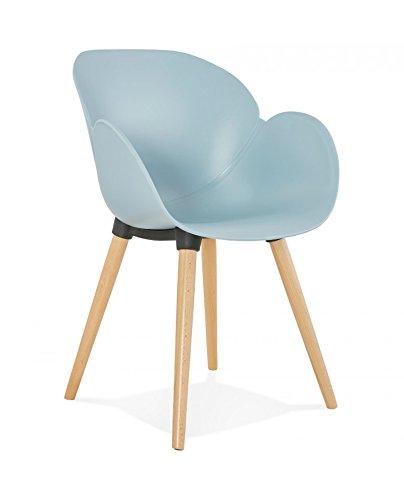 Générique Silla Design sitwel Blue 59x 59,5x 84,5cm