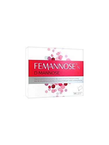 Femannose (D-mannose) traitement cystite boite de 14 sachets