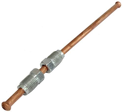 AERZETIX: Línea de freno manguera tubo de cobre Ø4.76mm con racores M10x1/M10x1...