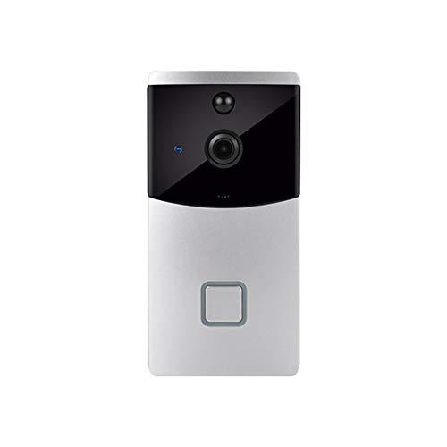 M2 Smart Wifi Video Deurbelcamera Visual Intercom Met Chime Night Vision IP Deurbel Wireless Home Security Camera