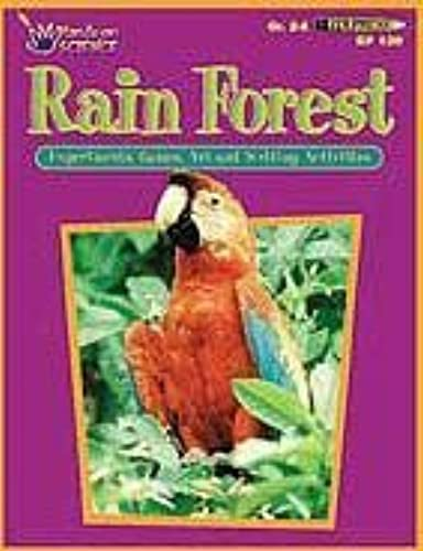 40% de descuento Rain Forest Activity Activity Activity Book by Edupress  perfecto