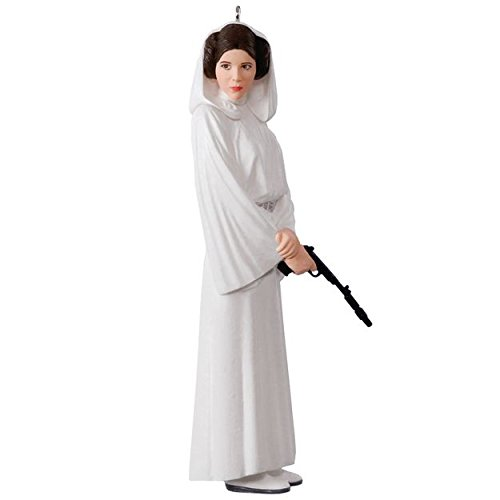 Hallmark 2017 Keepsake Ornament Star Wars A New Hope Princess Leia Organa New