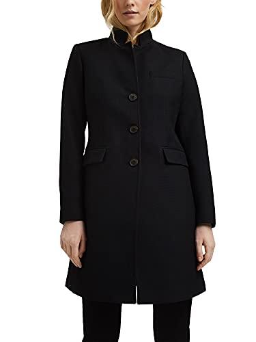 Esprit 991EE1G311 Jacket, 001/Noir, XL Femme