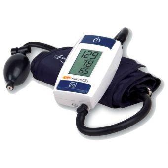 Baumanómetro Digital Semiautomatico Tecnología PAD (Detención de Arritmias)