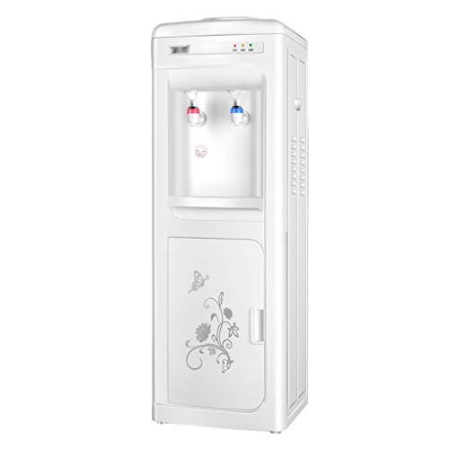 Dispensador Eléctrico de Agua Fría y Caliente, Dispensador de Agua de Alta Capacidad, Máquina de Agua de Pie, Funcionamiento Silencioso, Oficinas y Salas de Reuniones