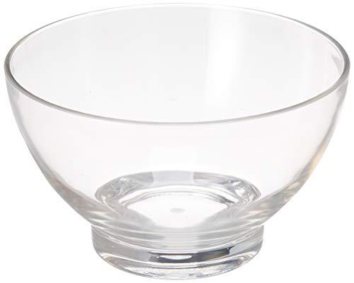Bowl Knack3 Inc Large Acrylic Birch Clear