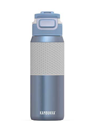 Kambukka Elton Insulated Botella de Agua térmica, Sky Blue, 750ml