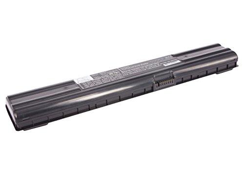 CS-AUA3 Batería para portátil 4400mAh Compatible con [ASUS] A3, A3000, A3000E, A3000G,...