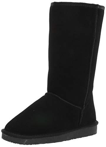 Gooce Damen ELIDIR modischer Stiefel, schwarz, 38 EU