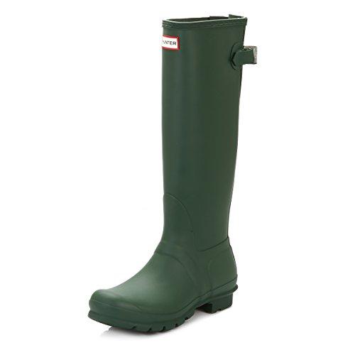 Hunter Original Adjustable - Botas De Agua De Media Caña Unisex Zapatos para Mujer