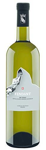 Weinkellereien Aarau AG Fendant du Valais Delival 2019 (1 x 0.75 l)