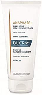 Ducray Anaphase+ Anti-Hair Loss Complement Shampoo 100ml (Pack of 2)