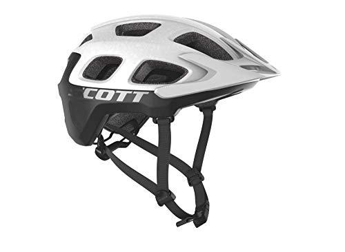 Scott Vivo Plus MTB Bicycle Helmet Purple 2021: Size: L (59-61 cm)