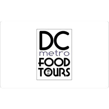 DC Metro Food Tours Gift Card ($100)