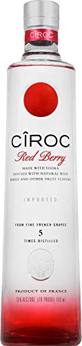 Vodka Ciroc Red Berry, 750ml