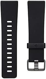 Fitbit Versa Family Accessory Band Official Fitbit Product Classic Black Small product image