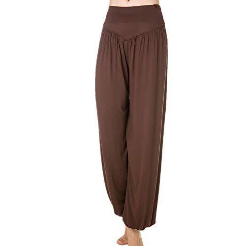 Herbst Frauenhosen Bloomers Loose Yoga Pants Verschluss Tai Chi Pants Yoga Kleidung Yoga Pants