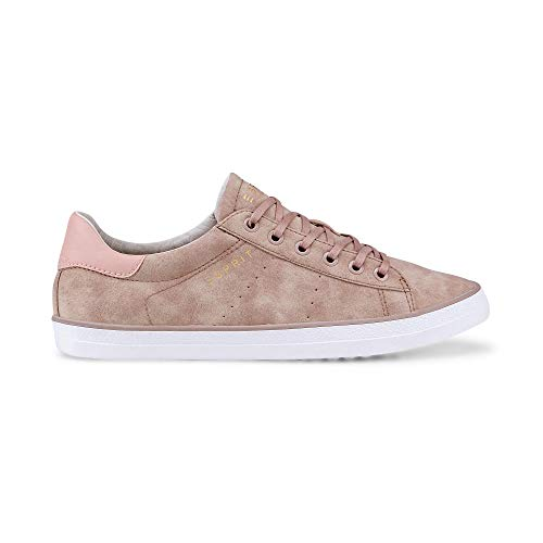 ESPRIT Damen Sneaker 027EK1W004-675 028EK1W036-675 beige 306748