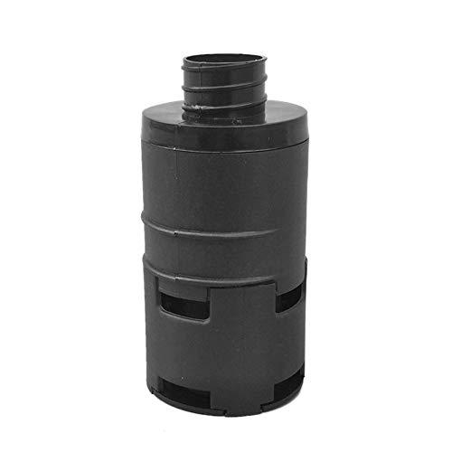 Standheizung Zubehör Diesel,25mm Luftansaugfilter Schalldämpfer Mit Clipfür Heizungsdiesel Mit 25mm Luftansaugrohren