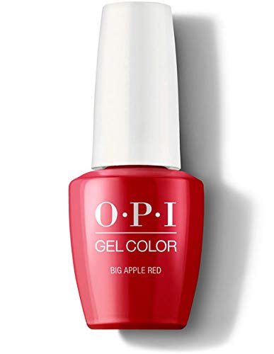 OPI Gelcolor Polish BIG APPLE RED 15ml…