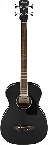 Ibanez PCBE14MH-WK - Acoustic Bass Guitar - Weathered Bl