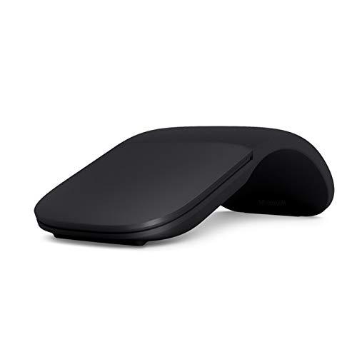 Microsoft Mouse ARC Táctil ELG-00011 Bluetooth Color Negro