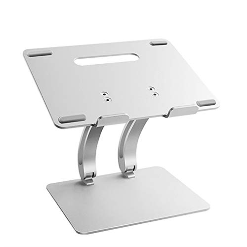 Jinzsnk Laptop Koeling Ventilator Notebook Stand Office Bracket Mac Laptop Stand Radiator Desktop Toepasbaar op Aluminium Lift