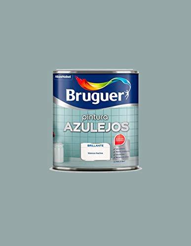 Pintura brillante para azulejos Bruguer (Gris Perla)