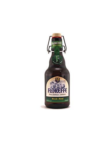 CERVEZA FLOREFFE BLONDE TAPON GASEOSA 33CL de 1 a 20 botellas