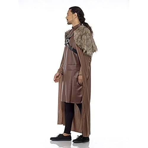Karnival Costumes  – Ritter Kostüm für Herren Taille L - 4