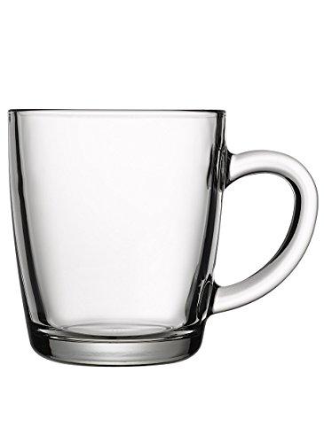Pasabahce 55531 – Trinkgläser, Teeglas Mit Henkel