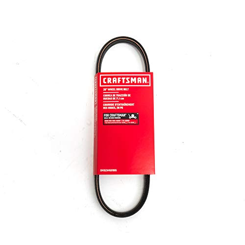 Craftsman CMXGZAM501085 28-Inch Lawn Mower Wheel Drive Belt RWD OE# 754-05090