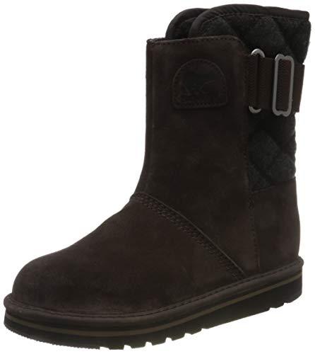 Sorel Damen-Stiefel, NEWBIE, Braun (Blackened Brown), Größe: 36