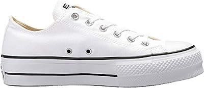 Converse Women's Lift Canvas Low Top Sneaker
