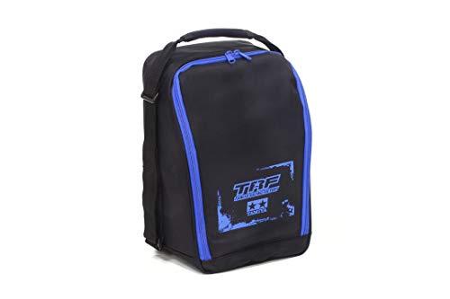 TAMIYA 42358 TRF Sendertasche, Modellbau-Zubehör, Bastelwerkzeuge, hochwertiges Modellbauzubehör