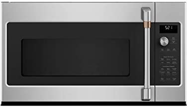 Cafe CVM521P2MS1 30 Inch Over the Range 2.1 cu. ft. Capacity Microwave Oven in Stainless Steel