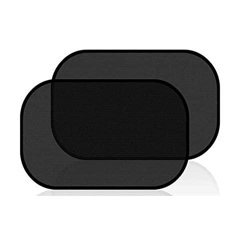 BAWAQAF Sombrillas de coche para parabrisas,Aislamiento coche sombra lateral parabrisas,toldo de la sombra del coche,Accesorios plegables de protección del coche