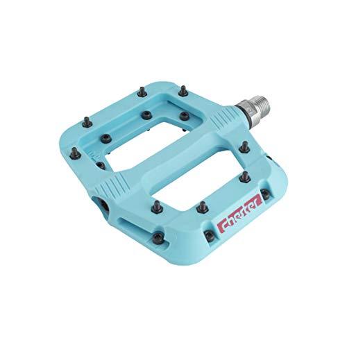 Raceface Chester Pedals Pedales, Unisex, Azul eléctrico, 9/16'
