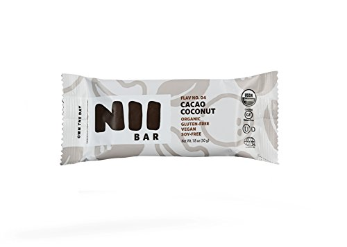 Cacao Coconut Organic Nutrition Bar,1.8 oz
